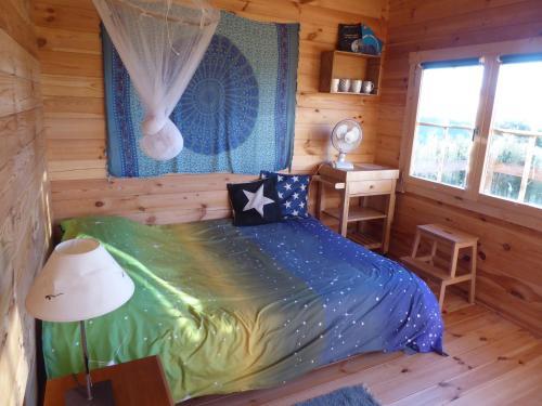 Cabane Aux Étoiles : Guest accommodation near Bargème
