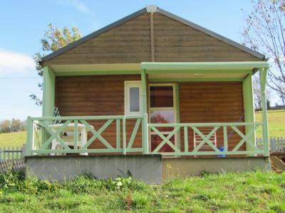 La Case Nature : Guest accommodation near Castelnau-de-Brassac