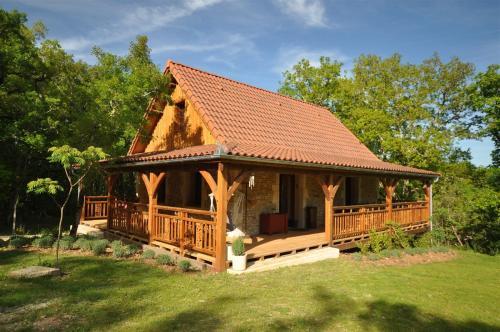 Le Bois De Barthes : Guest accommodation near Rampoux