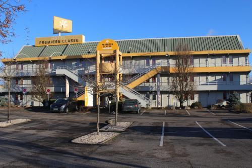 Premiere Classe Dijon Sud - Marsannay : Hotel near Fénay