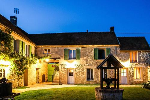 Le Clos des Vignes : Guest accommodation near Berville