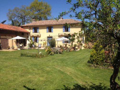 Domaine Le Chec : Bed and Breakfast near Nizan-Gesse