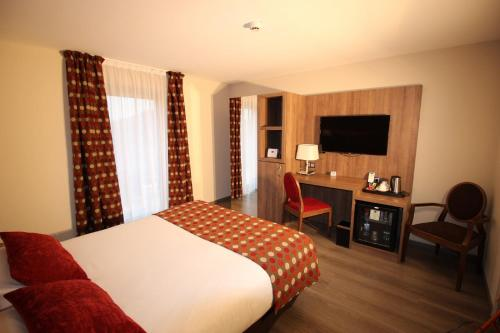 Best Western Hôtel des Barolles - Lyon Sud : Hotel near Brindas