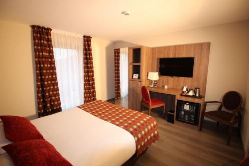 Best Western Hôtel des Barolles - Lyon Sud : Hotel near Saint-Genis-Laval