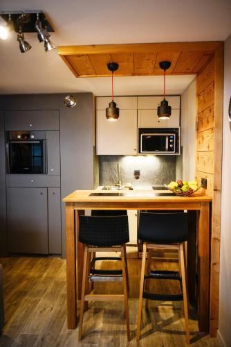 La Chabane : Apartment near Chamonix-Mont-Blanc