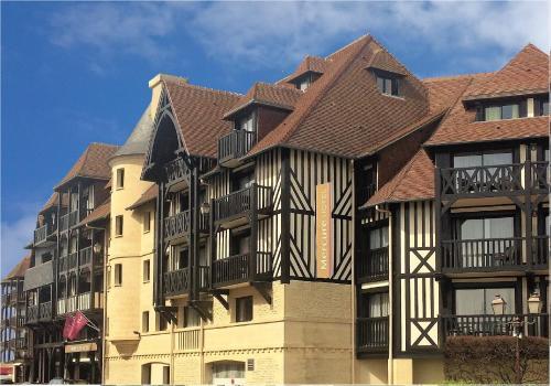 Mercure Deauville Centre : Hotel near Deauville