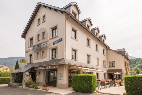Hôtel Aurélia : Hotel near Grailhen