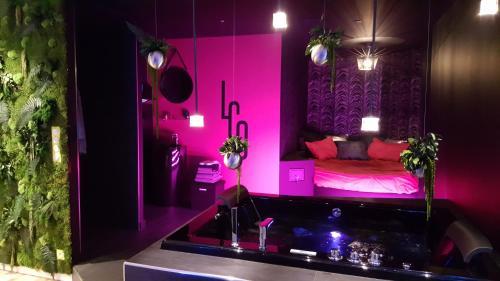 Le Clair Obscur : Apartment near Orvault