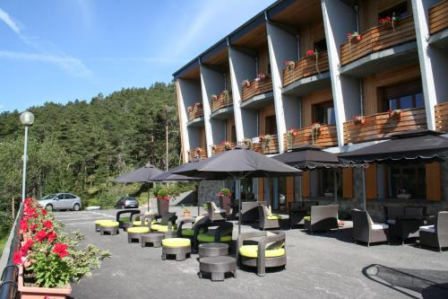 Residence Adrechas et Spa : Guest accommodation near Massoins