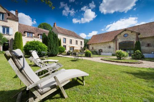 La Ferme de Bouchemont : Bed and Breakfast near Droue-sur-Drouette