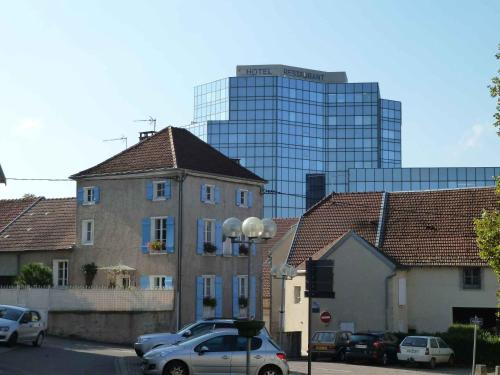 Hotel de la Tour : Hotel near Chauvirey-le-Châtel