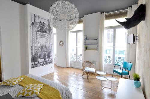 Royale Apart'Hôtel : Apartment near La Madeleine
