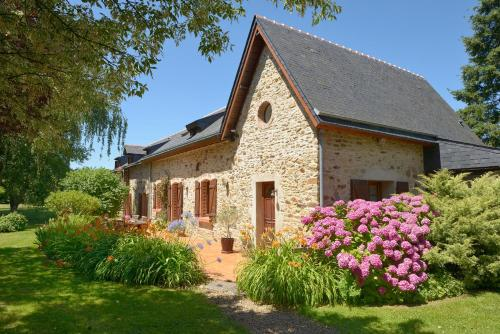 Le Clos du Piheux : Bed and Breakfast near Montreuil-sur-Maine