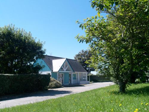 Les Pentys de Mezou Pors : Guest accommodation near Porspoder