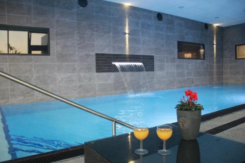 La Maison Blanche : Guest accommodation near Coquelles