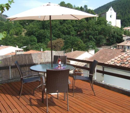 La Maison : Apartment near Quillan