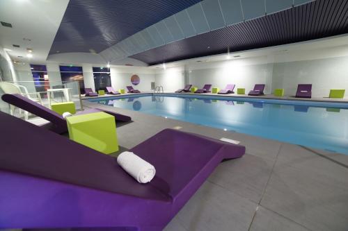 Hotel Plaza - site du Futuroscope : Hotel near Vouneuil-sur-Vienne
