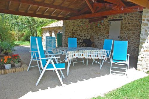 Le Moulin de Bardeas : Guest accommodation near Louin