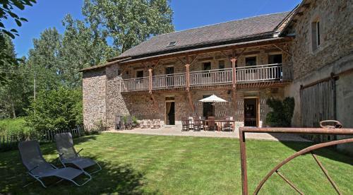 Moulin de Limayrac : Bed and Breakfast near Druelle
