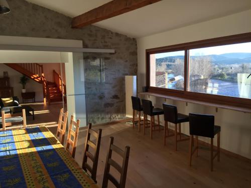 Les Tiers : Bed and Breakfast near Prades-sur-Vernazobre
