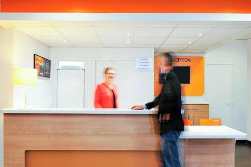 ibis budget Lille Centre : Hotel near La Madeleine