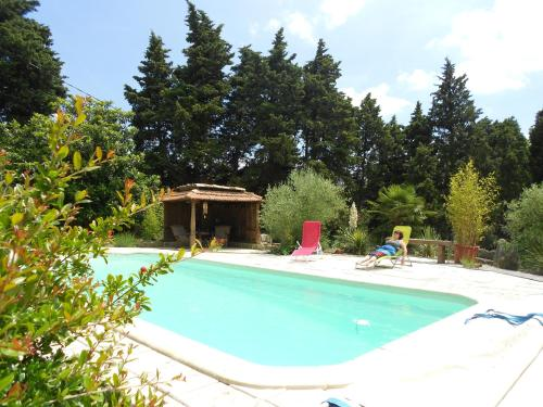 Cammas de Bas : Guest accommodation near Arzens
