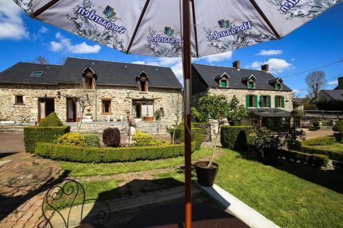 Moulin de Benneville : Guest accommodation near Sept-Vents