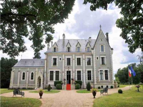 Château de Rancay : Hotel near La Chapelle-Orthemale