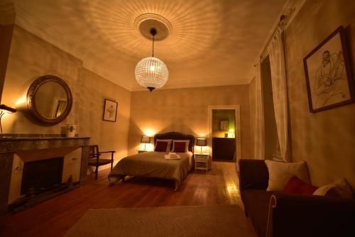 Domaine de la Célarié : Bed and Breakfast near Montredon-Labessonnié
