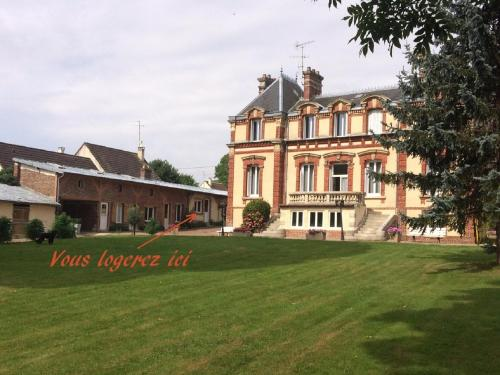 Le Beauvaisis : Bed and Breakfast near Berville