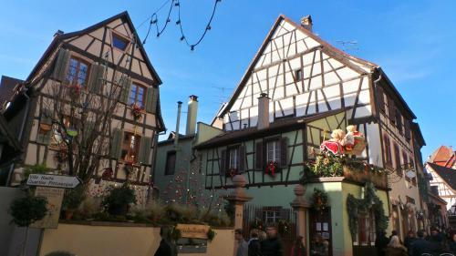 La Tour Enchantée : Guest accommodation near Thannenkirch