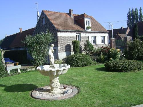 Le Gîte de la Fontaine : Guest accommodation near Hannescamps