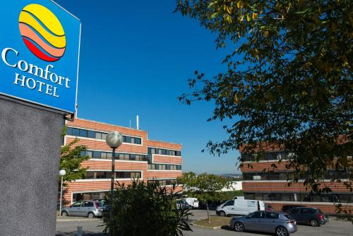 Comfort Hotel Toulouse Sud : Hotel near Roques