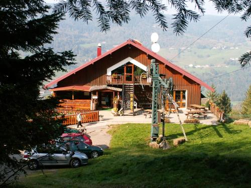 Logis La Bouloie : Hotel near Ranspach
