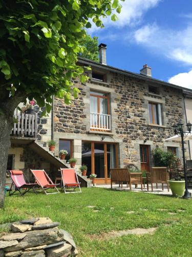 La Maison des Biscuits : Guest accommodation near La Fage-Montivernoux