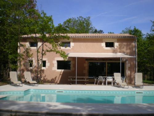 Chez Boury : Guest accommodation near Fraisse