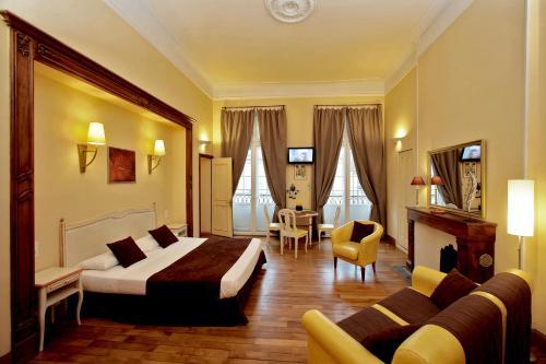 La Villa des Consuls : Guest accommodation near Saint-André-d'Allas