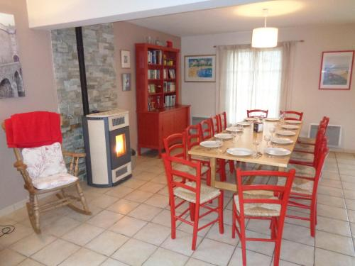 Les Tilleuls : Guest accommodation near Parenty
