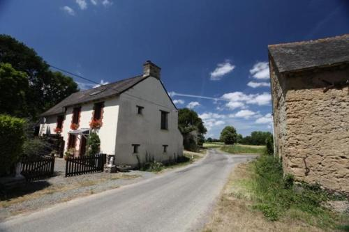 La Rue Gite : Guest accommodation near Saint-Domineuc