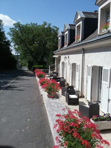 Le Pigeonnier : Hotel near Saint-Martin-le-Beau