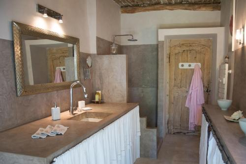 Domaine La Parpaille : Bed and Breakfast near Cucuron