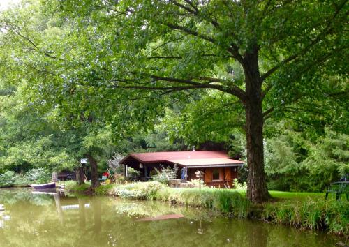 Chalet Clarimaud : Guest accommodation near Saint-Cosme