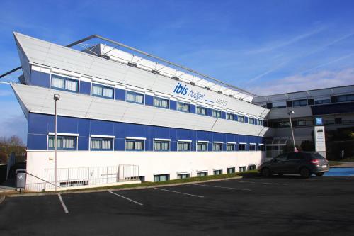 ibis budget Site du Futuroscope : Hotel near Vouneuil-sur-Vienne