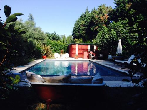 Métairie Montplaisir : Bed and Breakfast near Mas-Cabardès