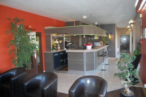 Hotel BHR Des Portes De Meuse : Hotel near Ribeaucourt