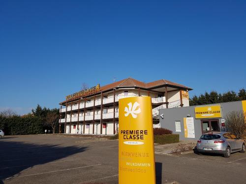 Première Classe Colmar Nord - Houssen : Hotel near Houssen