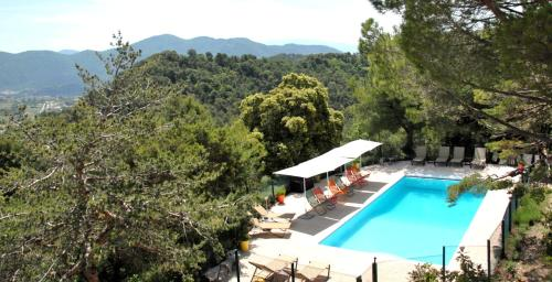La Bastide aux Bois : Guest accommodation near Vinsobres