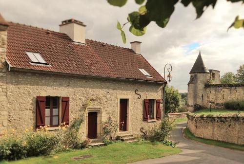 Le Clos De La Tourelle : Guest accommodation near Cys-la-Commune