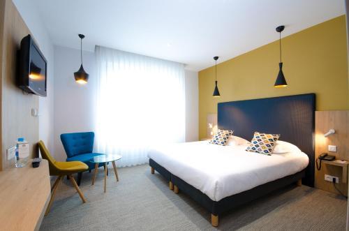 Best Western Plus Hotel Plaisance : Hotel near Morancé