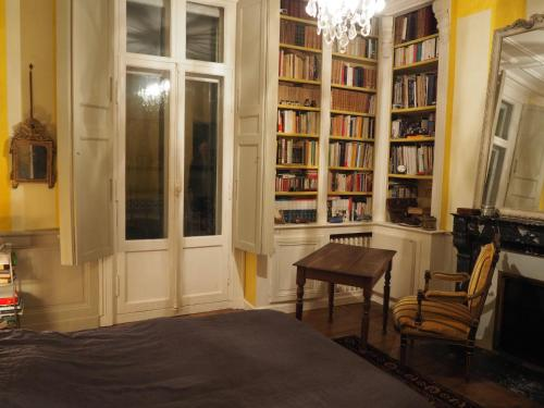 Le Quatre : Bed and Breakfast near Montgermont